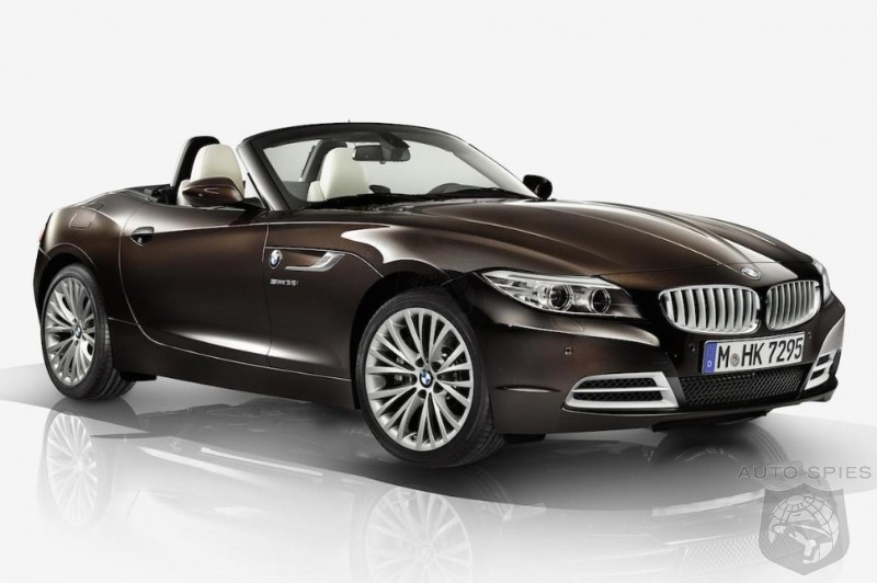 BMW Working On New Z2 Roadster - But It Will Be Based On A FWD Mini Platform