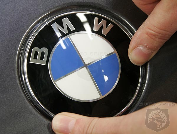 BMW And Chinese Partner To Establish New Brand