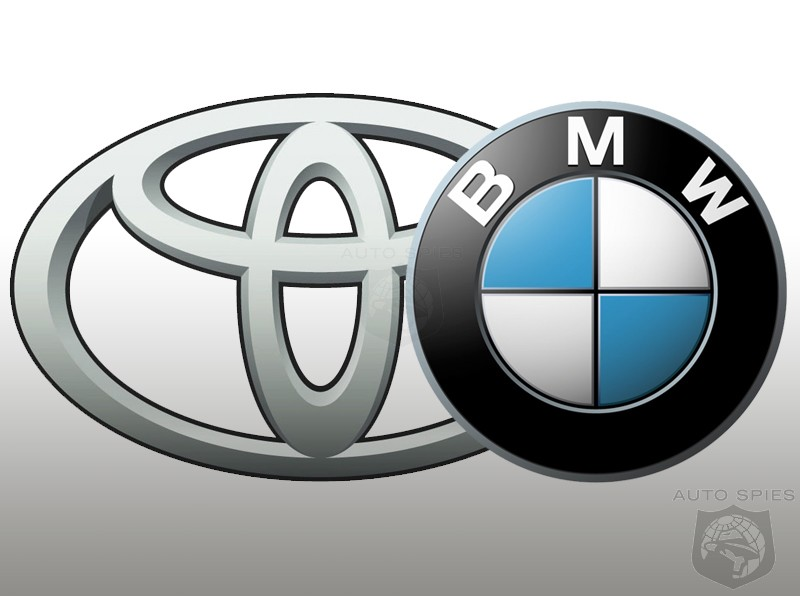BMW To Use Toyota Technology In Upcoming Fuel Cell Vehicles