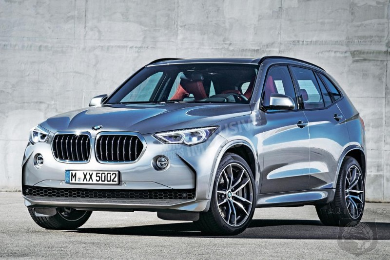 2018 Bmw X5 M To Top The Lineup With 600 Horse