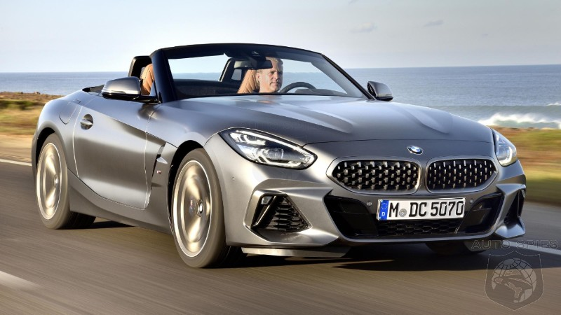 DRIVEN: BMW Z4 Becomes Sportier, But Is That Enough To Take Down The Boxster?
