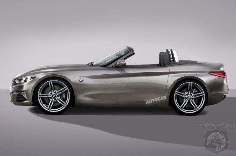 BMW To Debut New Z4 Roadster And Coupe At Pebble Beach Concourse d Elegance This August
