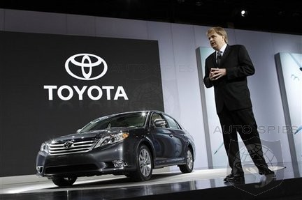 "Toyota Senior VP Reflects ""We Weren't As Good As We Thought We Were"""