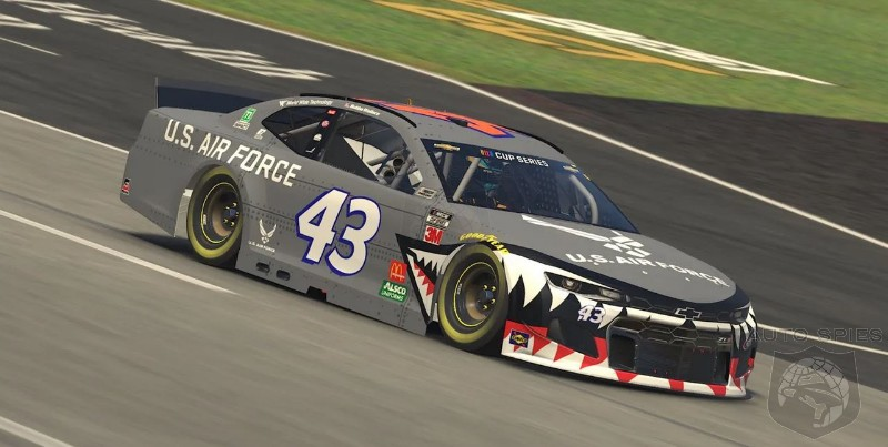 NASCAR Driver Quits Virtual Race And Loses Sponsor Because Of It