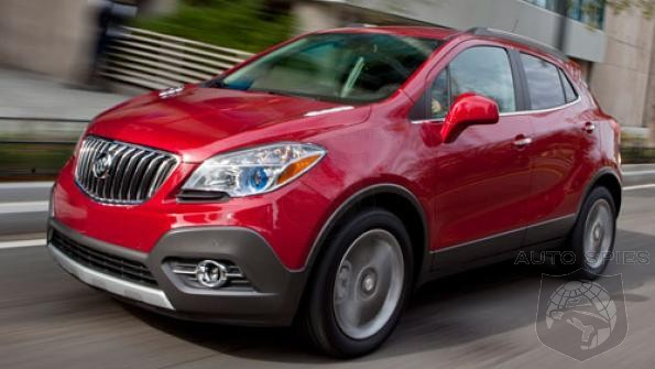 Can Buick Steal The Thunder From The X1 And Q3 With The New Encore?