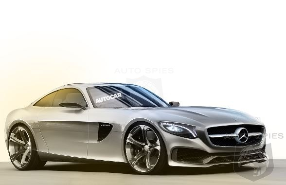 Mercedes benz plans to tackle porsche 911 with new 500 hp for 500 hp mercedes benz