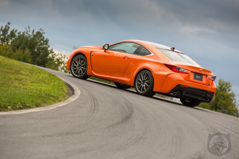 Lexus To Electrify Across F Performance Brand Line Up