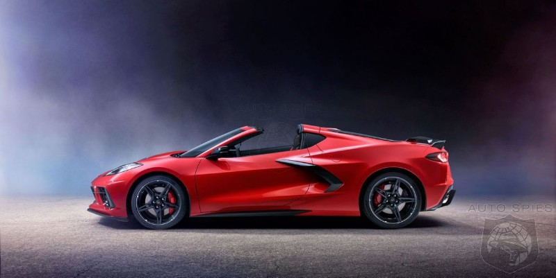 2020 C8 Corvette To Come In 3 Trim Levels And Start At ...