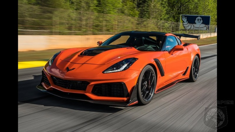 C7 Corvette Inventories Dropping Ahead Of 2020 C8 Mid