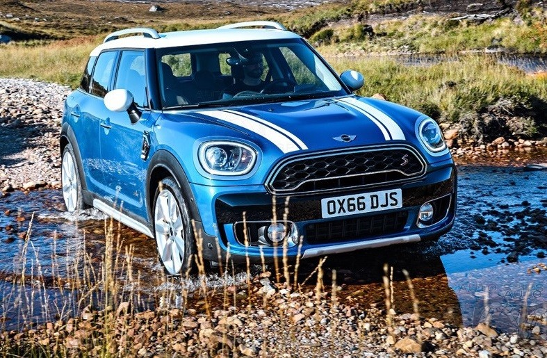 LAAutoShow MINI Announces The Biggest And Most Capable Countryman Ever