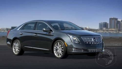 Cadillac Says It Can't Compete With The Germans But Will Try To Sell Cars In Europe Anyway