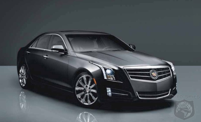 GM Recalls 2013 Cadillac ATS and Buick Encore - Stop-Sale Order Issued On Dealer Inventory