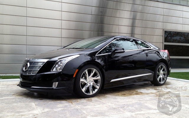 Maybe The Problem All Along? Cadillac Says ELR Is A Status Symbol, Not For Tree Huggers