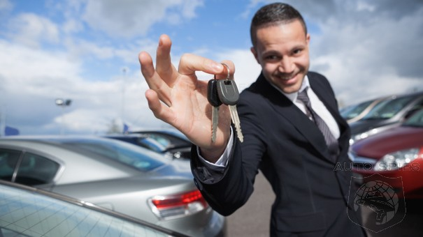 Study Shows Job Seekers Rank A Car Salesman Position At The Bottom Of Their List