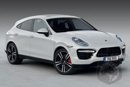 Porsche Preparing New Cayenne Coupe To Rival BMW's X6 - But Do They Really Need To Go There?