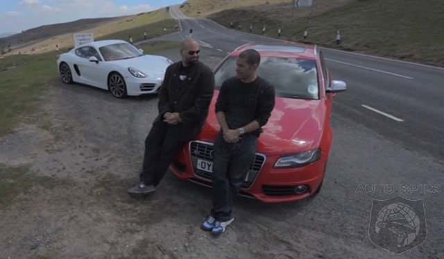 Tuned vs Stock:  Is A Tuned Audi S4 More Fun Than A Porsche Cayman?