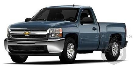GM Has Almost Enough Trucks In Inventory To Last Until Next Gen Silverado Debuts