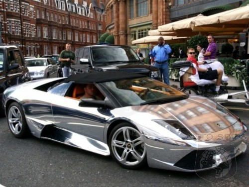 What Car Looks The Best In A Chrome Wrap Autospies Auto