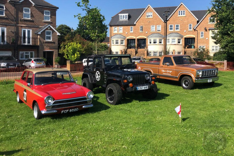 Classic Car Shows In The UK May Fall Victim To The Woke Movement