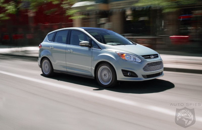 Ford Recalls Escape And C-Max Models For Air Bags That Fail To Deploy