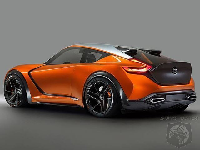 Advocates For A New Z Car Still Live At Nissan, But Will ...