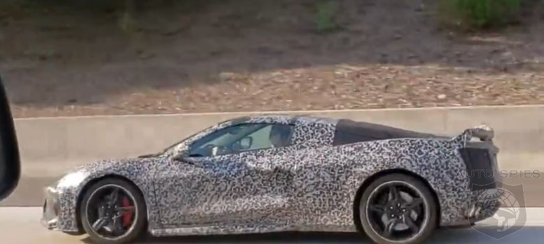 Hear The Roar Video Of Mid Engined Corvette Finally Captures The V8 Throaty Sound