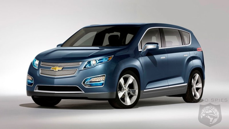 New Ev Crossover On The Way Gm Applies For Quot Crossvolt