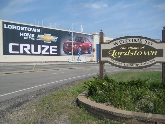 General Motors Unloads Lordtown Assembly Plant To EV Startup