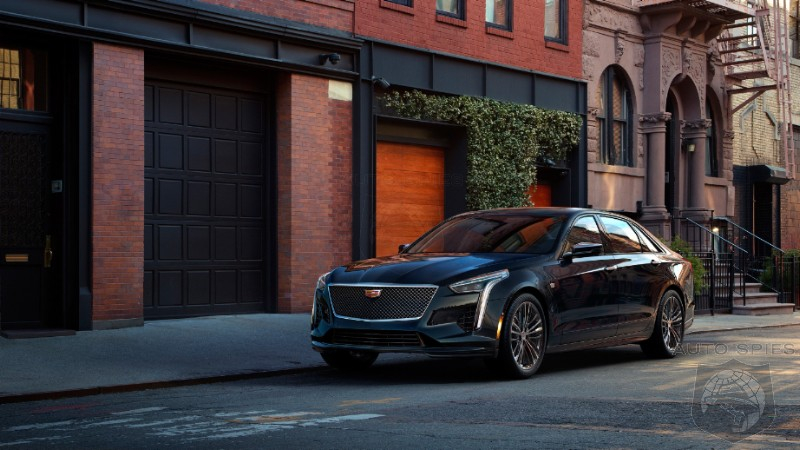 2019 Cadillac CT6 V-Series Allocation Sells Out In Hours