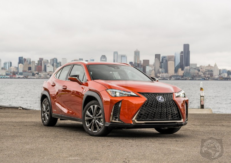 Lexus To Offer UX Crossover With A Full Service Lease Option