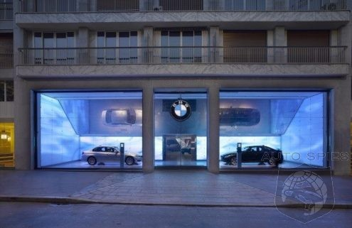 BMW To Require All US Dealerships To Have Genius Bar Experts