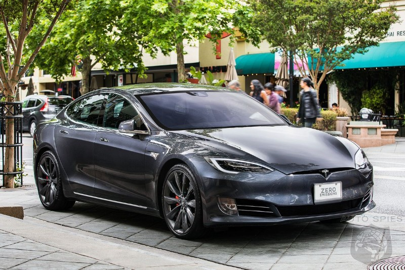 Tesla Updates Software To Preserve Battery Life - Owners Sue For
