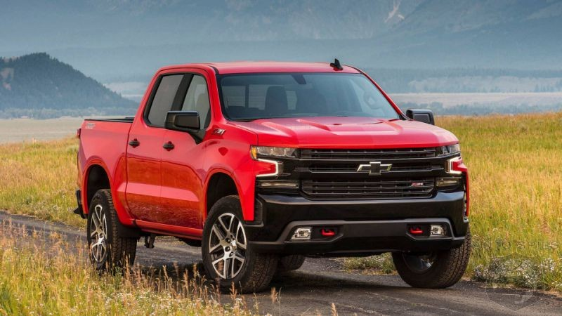2019 Silverado Sets New Standards, But Not To Those That ...