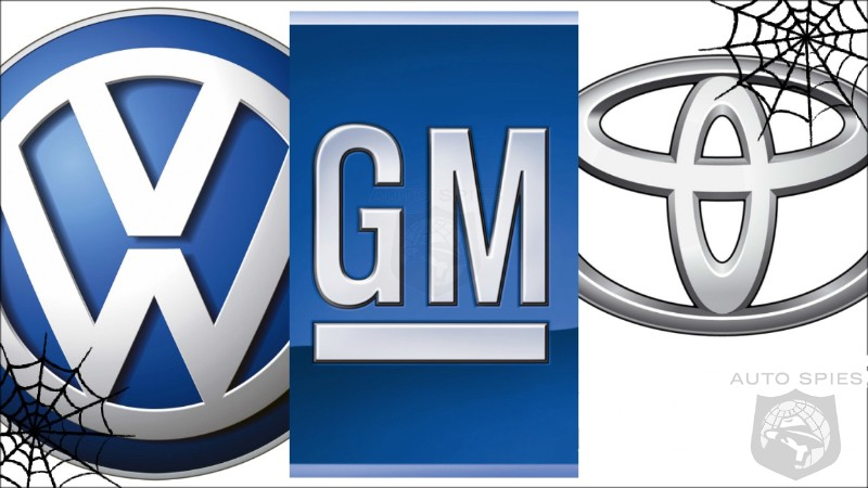 Volkswagen Vs. General Motors Vs Toyota: Who Takes The Cake For The Worst Disaster Ever?