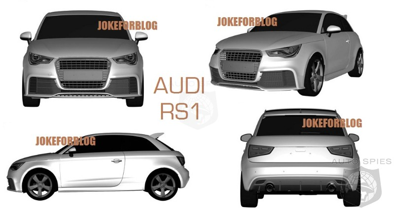 Audi Targeting Mini John Cooper Works With New RS1?