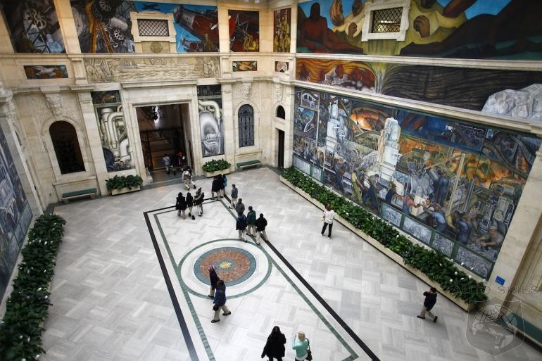 Detroit Three Band Together To Save Detroit Institute of Arts And Assist Detroit In Bankruptcy