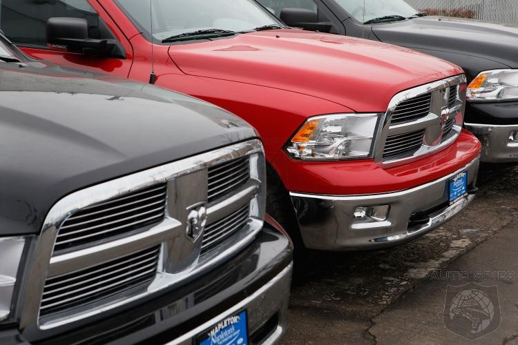 Have We Learned ANYTHING? Americans Buying Gas Guzzling Trucks And SUVs At Record Pace