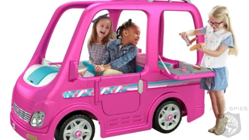 Barbie Dream Camper Becomes The Latest Recall For Unintended Acceleration