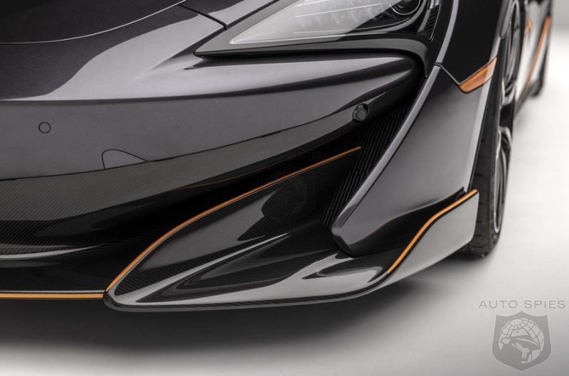 STUD OR DUD? McLaren 600LT By MSO Slips Out Ahead Of Pebble Beach
