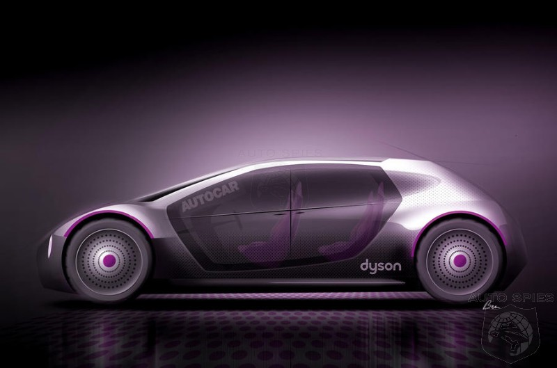 Dyson Reveals Their Vision For The Electric Car, But Is It Yours?