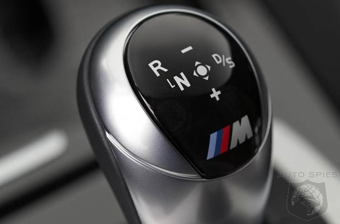 BMW Says Eight Speeds In An Automatic Is Enough For Now