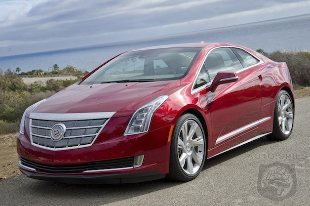 Cadillac Boldly Says They Are Taking On Tesla And BMW - How Can They Succeed With No Tools In The Chest?