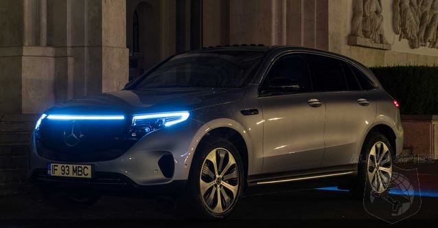 Shareholder Claims 2020 Is A Lost Year For Daimler - EQC EV SUV Will Be A Flop