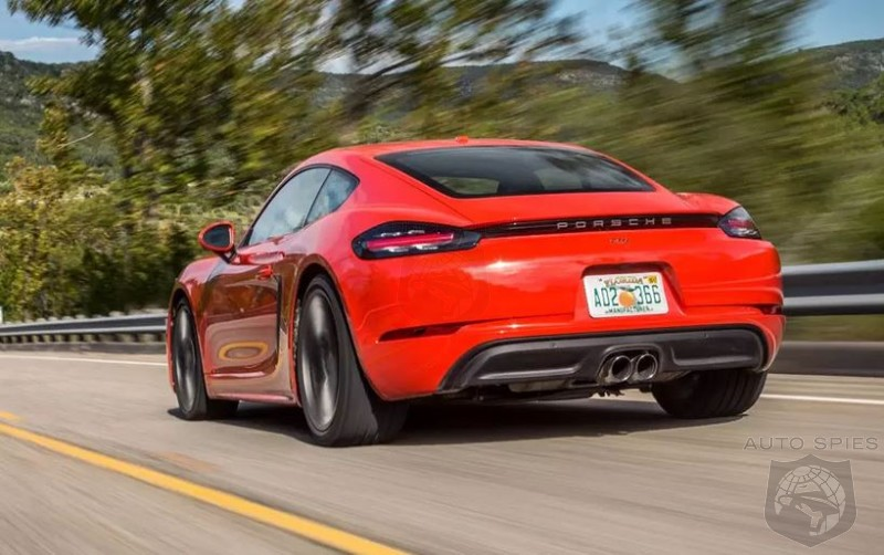 Boxster And Cayman To Join Porsche EV Push In 2022