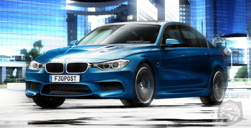 BMW's Next Gen M3 To Have Inline 6 Cylinder Not A V6