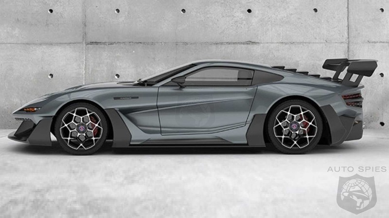 The Ultimate COVID Project? Factory Five F9R Is A Supercar You Can Build In Your Garage