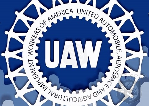ANOTHER UAW Official Arrested And Charged With Embezzlement