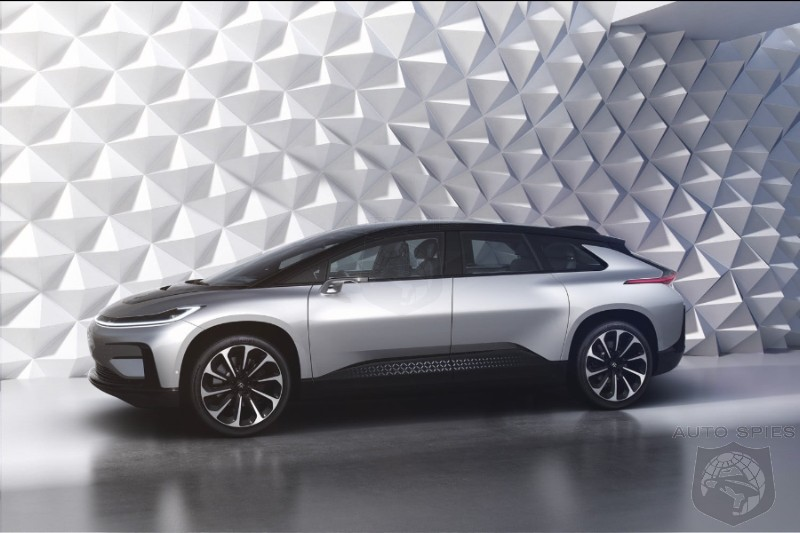 Faraday Future Runs Out Of Cash AGAIN! Can't Pay Employees
