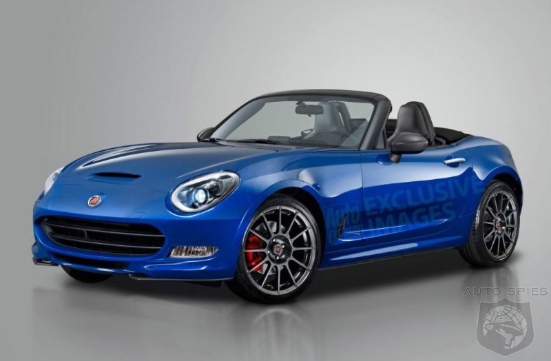 mazda fiat alliance to produce a new mx5 based 124 spider is there that much room in the. Black Bedroom Furniture Sets. Home Design Ideas