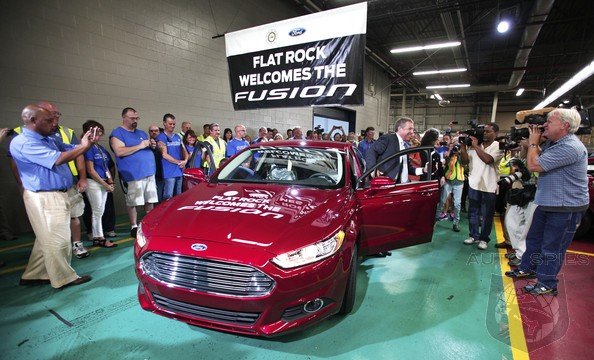 Ford To Shutter US Fusion Production Because No One Wants It Anymore